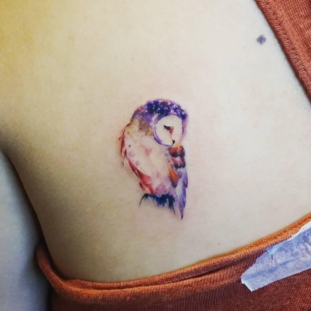Tattoo Ideas With Color: 15 Ideas De Tatuajes De Animales Y Su Poderoso Significado