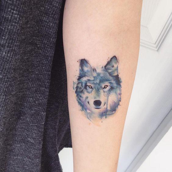 15 ideas de tatuajes de animales y su poderoso significado for Foto minimaliste
