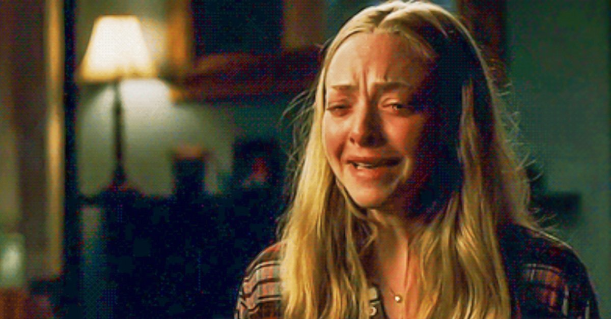 A veces lloro y no por debilidad, sino por estar cansada de ser fuerte
