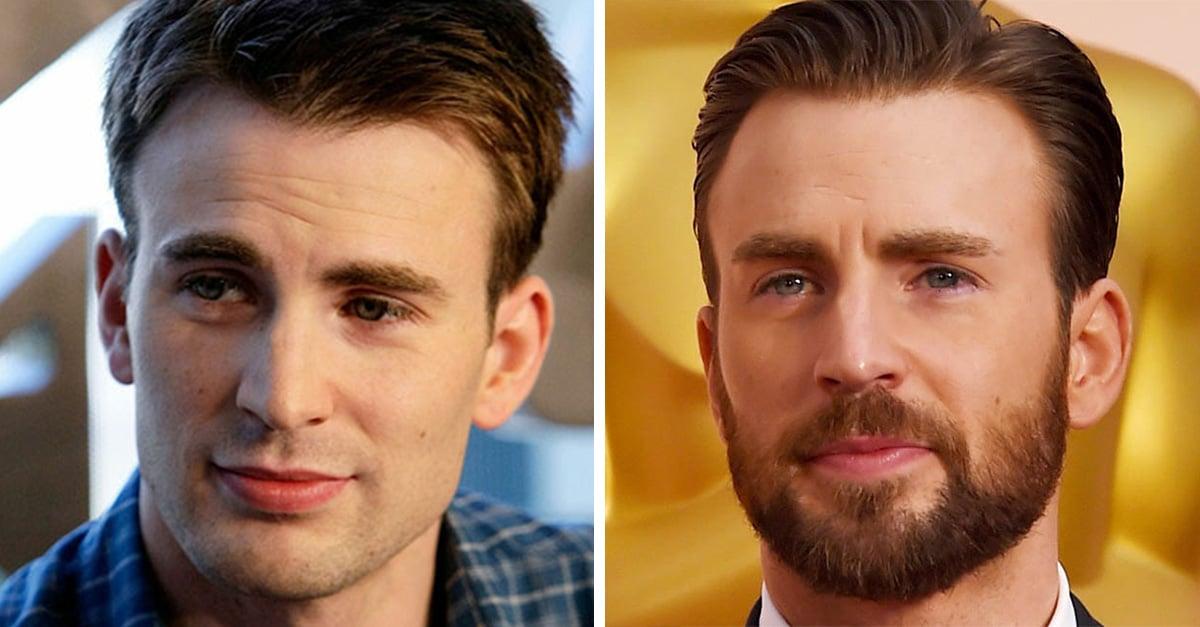 Pruebas de que la barba es el maquillaje de los hombres