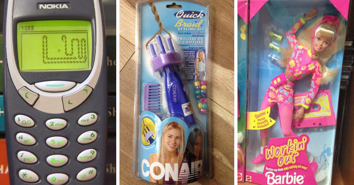 Cosas que hicieron que fuéramos las chicas más felices de los 90