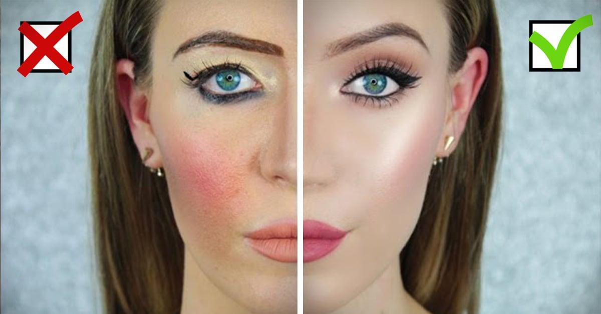 Errores y consejos de maquillaje que no conocías