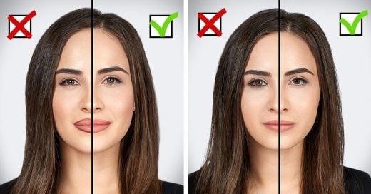 Errores de maquillaje que te agregan años