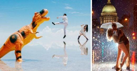 Fascinantes y ideas para fotos de compromiso llenas de amor