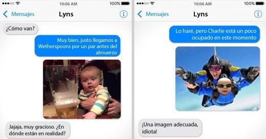 Madre pide noticias de su hijo por mensaje y recibe estas imágenes