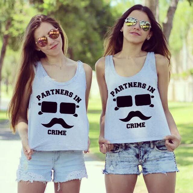 Outfits para las mejores amigas
