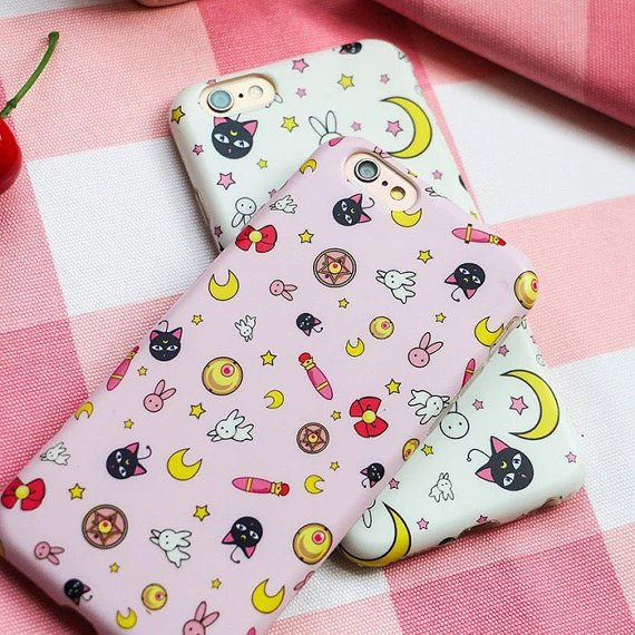 Case de la serie sailor moon