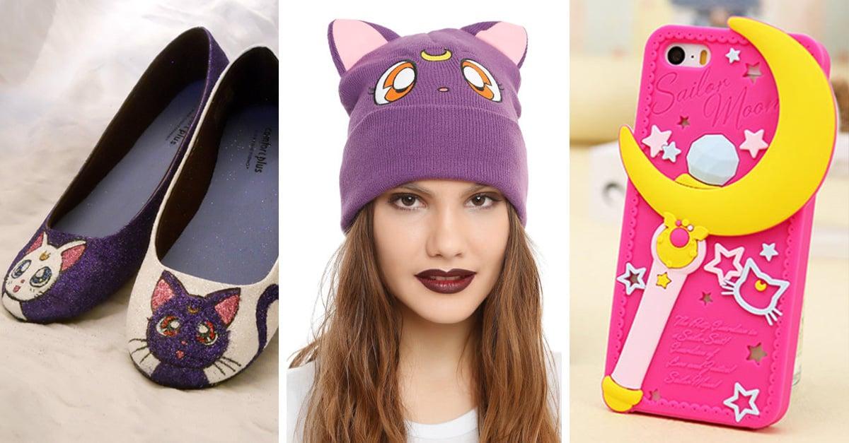 Adorables productos de Sailor Moon que necesitas ahora mismo