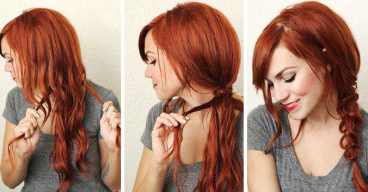 Aprende con estos sencillos tutoriales de peinados para días de verano que hemos hecho para ti, con los que robarás miradas y conquistarás a más de un corazón