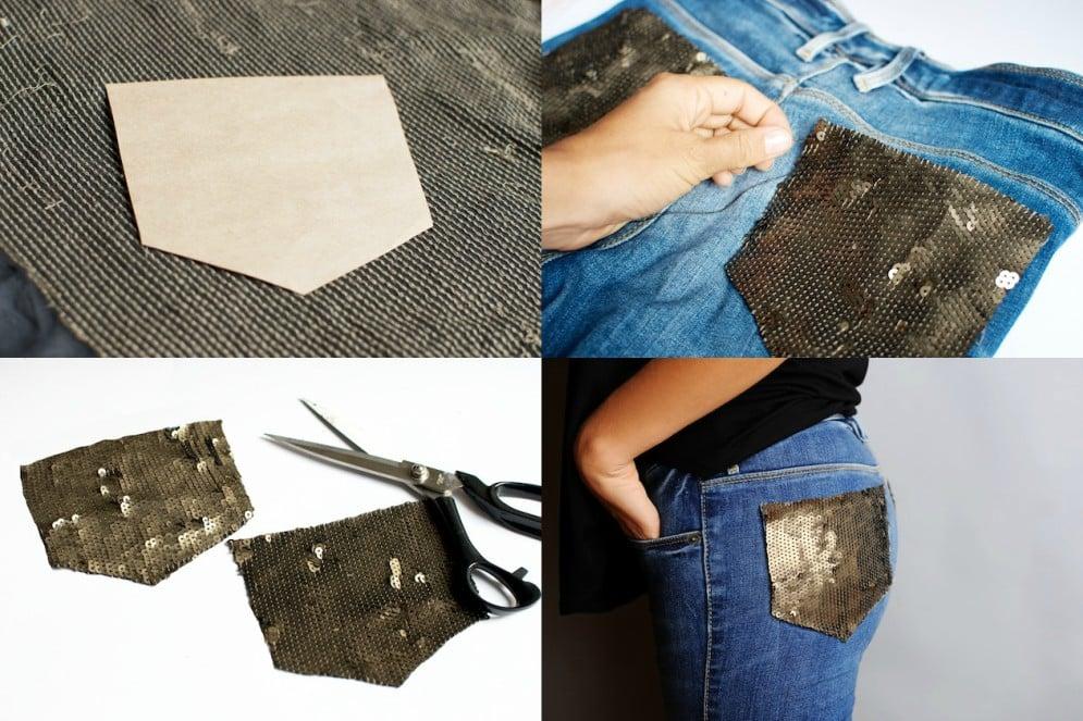 d56b95623 15 creativas ideas con las que podrás renovar tus jeans