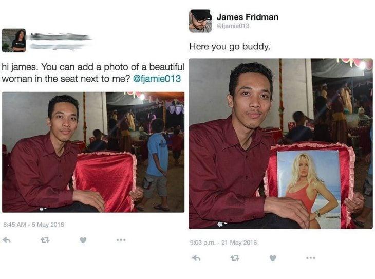 20 razones por para pensar dos veces antes de pedir una foto editada al Master Troll de Twitter(1)