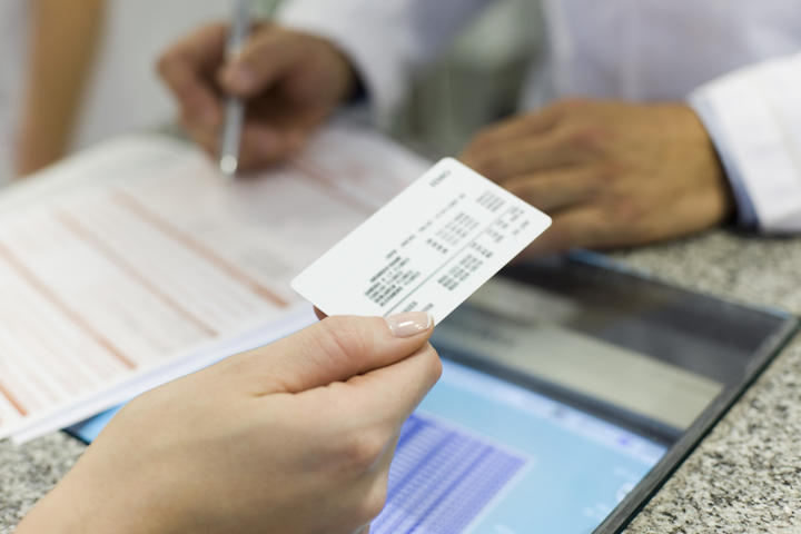 tarjeta seguro gastos médicos
