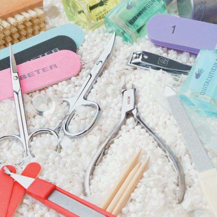 Herramientas para lograr un buen manicure en casa