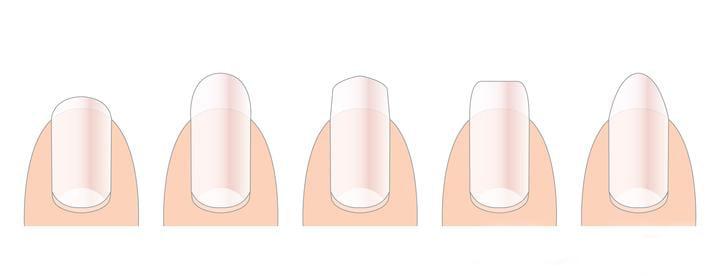 Tipos de uñas que existen