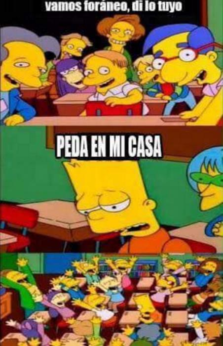 meme foráneo