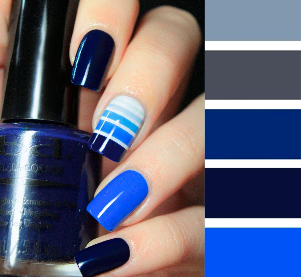 15 combinaciones de colores para una manicura perfecta for Tonos de colores para pared