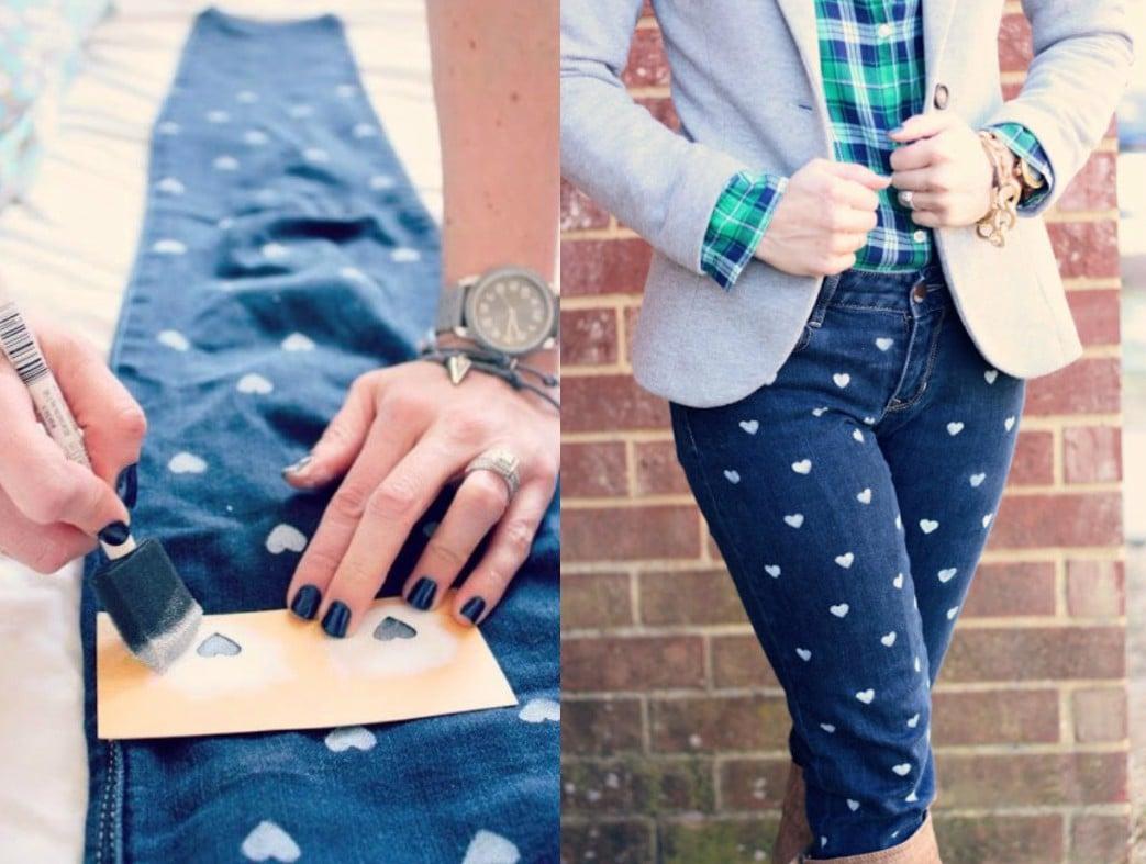 fdba8d5b1e 15 creativas ideas con las que podrás renovar tus jeans