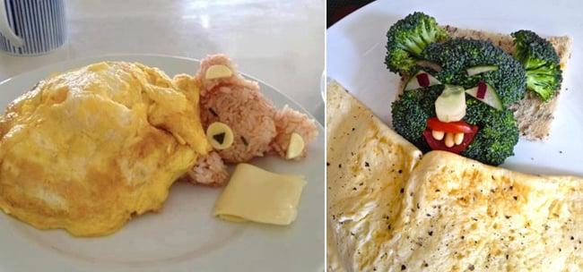Fails de pinterest desayuno con huevos y arroz
