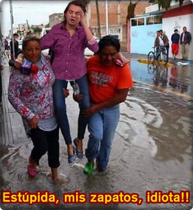 #LadyReportera La Esteban