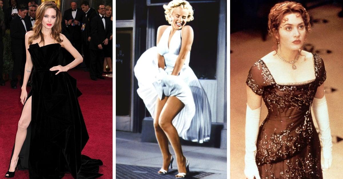 Los vestidos más recordados de la historia