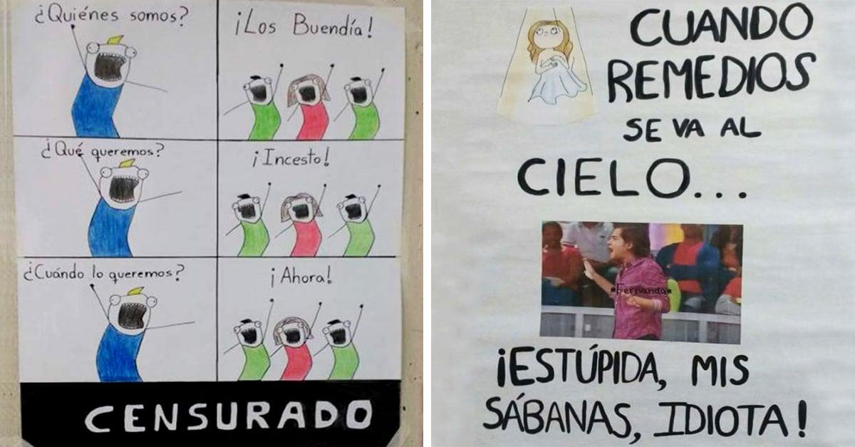 Maestra pide a sus alumnos hacer memes de 100 Años de Soledad