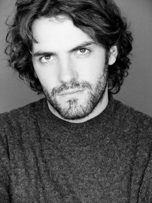 José María Tavira foto en blanco y negro