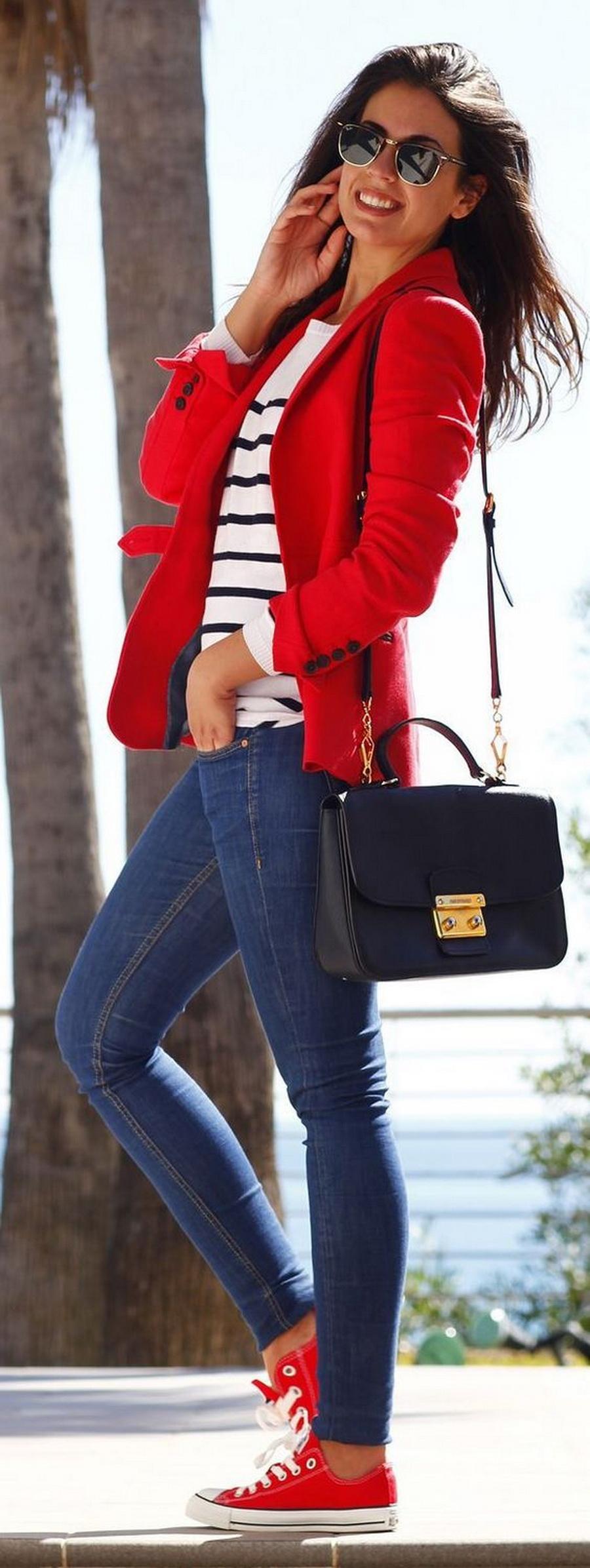 20 Ideas de outfits que podrás usar para ir al trabajo 90db9c535ad4