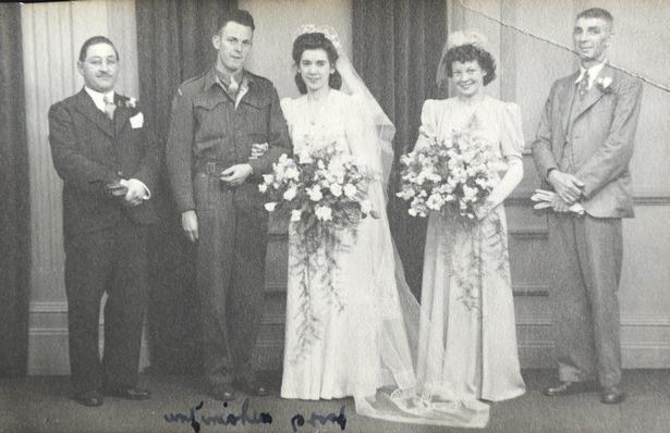 Boda Thomas e Irene Howard