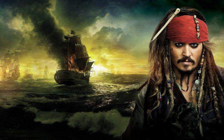 Piratas del caribe: Los hombres muertos no cuentan cuentos