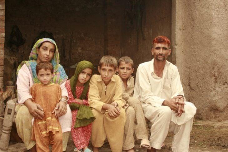 familia pakistaní