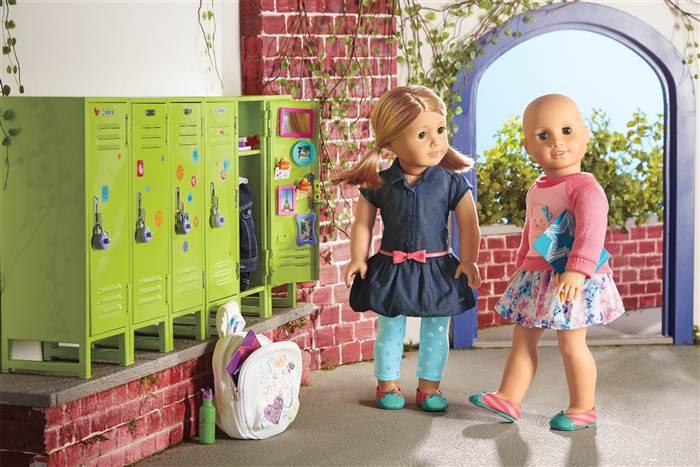 Muñecas con alguna discapacidad