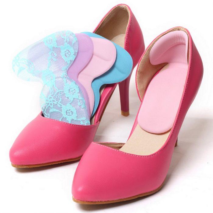 Zapatos con plantillas