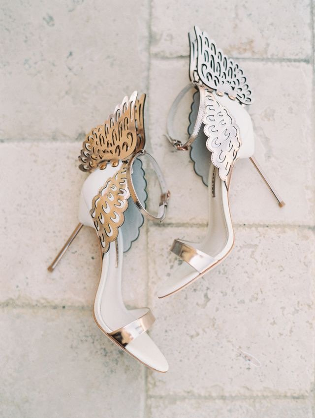Sophia Webster Wing Boots