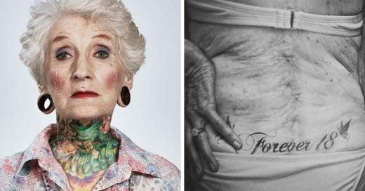 ¿Cómo se verá tu tatuaje cuando tengas 60 años? Después de leer esto cambiarás de opinión