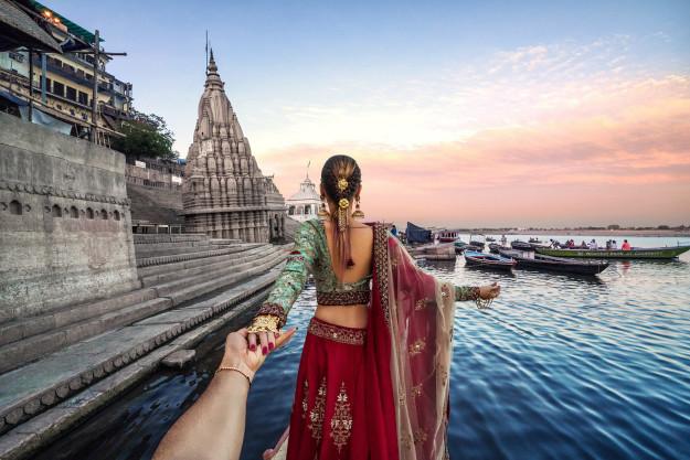 FollowMeTo India detrás de cámara