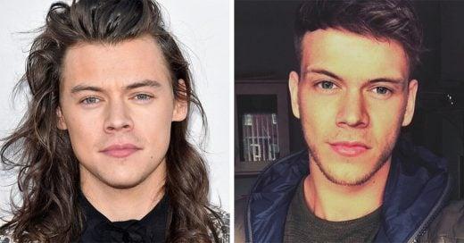 famosos que cambiaron de look y se pusieron más buenos