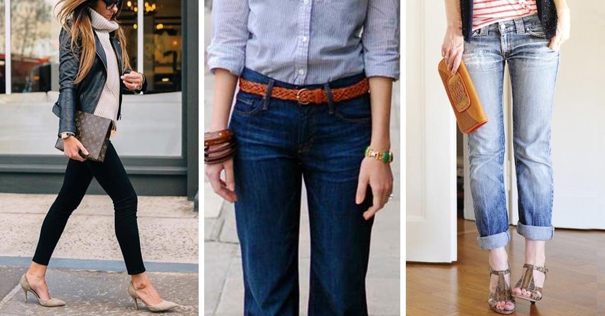 4ecae7b63f2 Esta es la forma correcta de usar jeans para ir al trabajo
