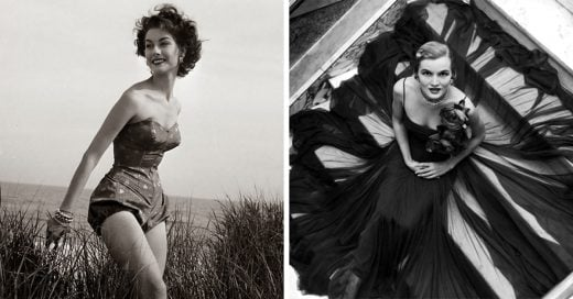 fotos que demuestran la belleza y el estilo de la mujer de los años 50 y 60