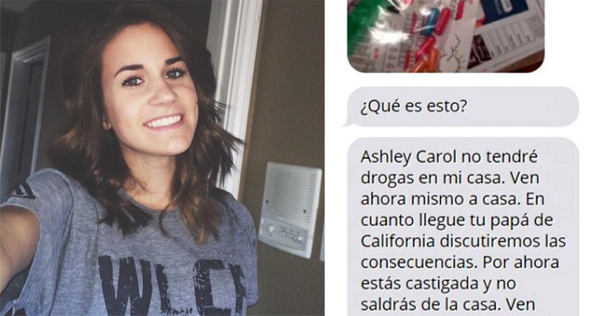 Esta madre encontró unas extrañas píldoras en la habitación de su hija; nunca espero esta respuesta
