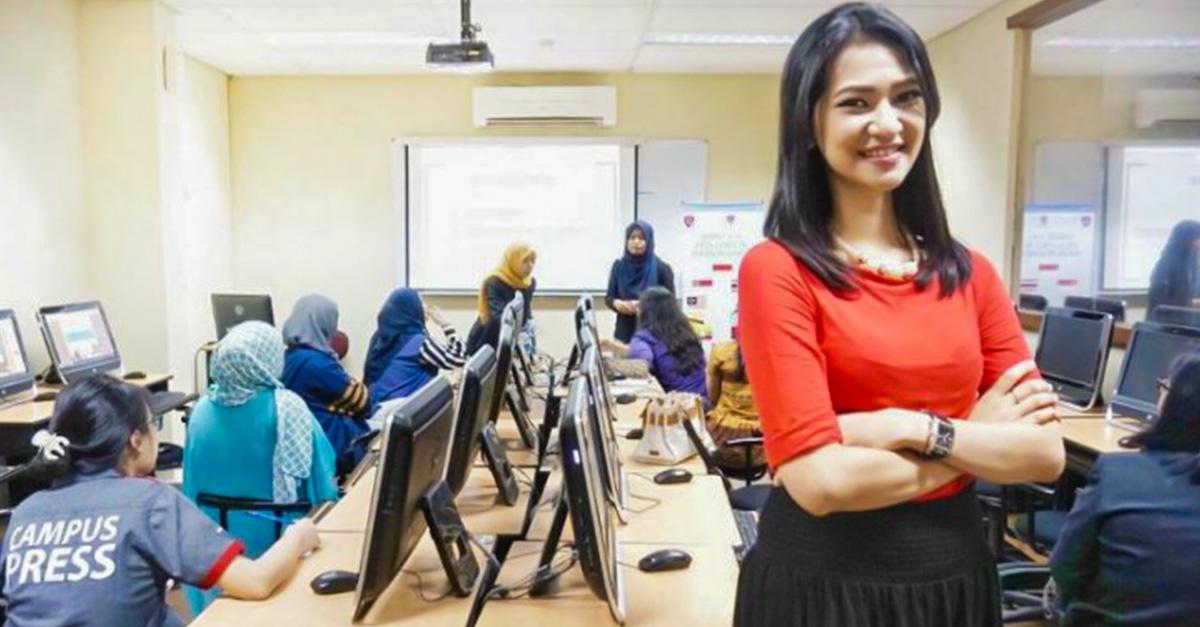 Mujer crea empresa para dar trabajo a personas discapacitadas