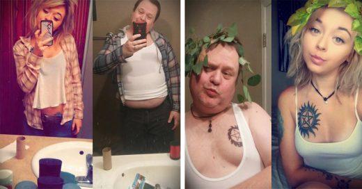 Este padre y su diabólico plan para que su hija dejara de hacer selfies sexis te matará de la risa