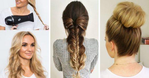 peinados para dar más volumen a tu pelo que AMARÁS