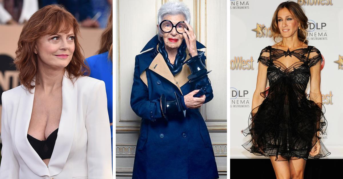 las prendas que las mujeres de más de 30 años deben usar