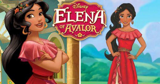 Debuta la primera princesa latina en serie de Disney