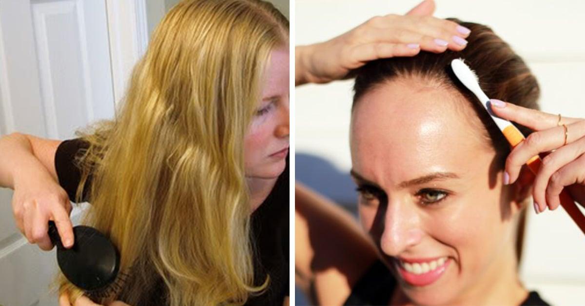 Si tu cabello es lacio seguro te identificarás con estas graciosas situaciones