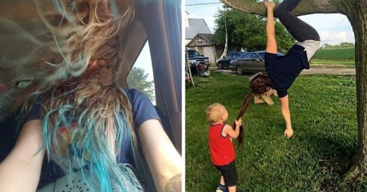 situaciones chicas cabello largo