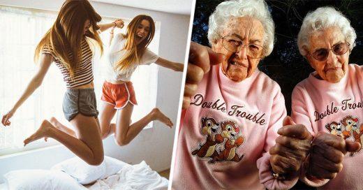 señales que indican que tu y tu mejor amiga están destinadas a envejecer juntas