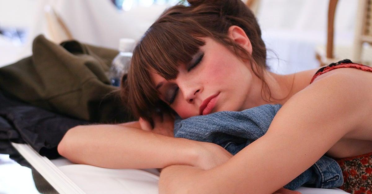 Problemas que sólo una verdadera dormilona entenderá