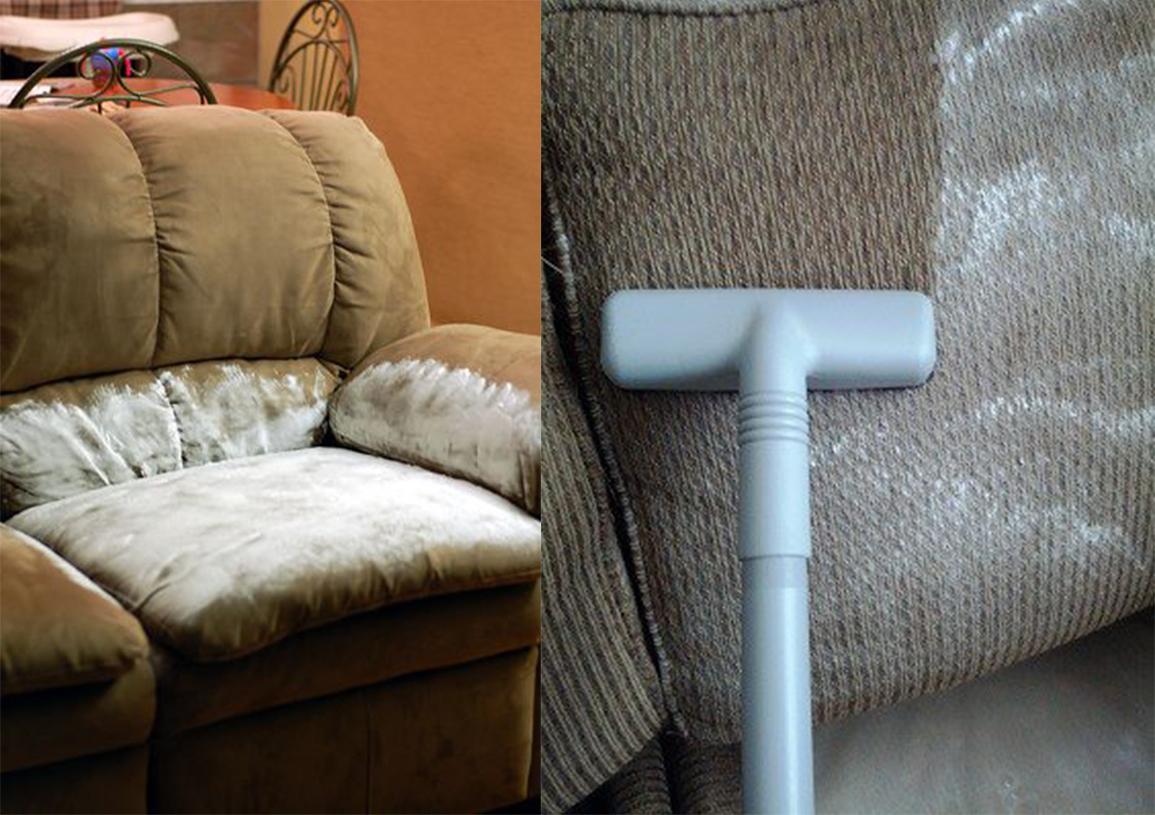 15 trucos de limpieza que definitivamente no conoces - Limpiar un sofa ...