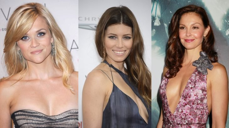 Reese Whiterspoon, Jessica Biel y Ashley Judd.